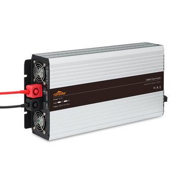 Topshak TS-PI1 Интеллектуальный экран Солнечная Инвертор мощности чистой синусоиды 3000 Вт / 4000 Вт / 5000 Вт / 6000 Вт DC 12 В / 24 В в преобразователь перемен