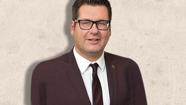 Der SPÖ-Nationalratsabgeordnete Robert Laimer