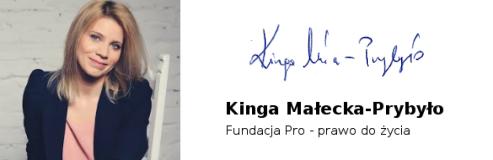 Kinga Malecka-Prybyło