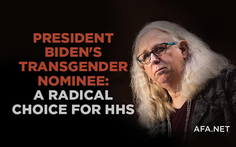 Biden Transgender Nominee