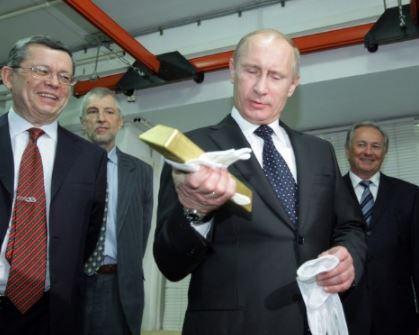 Comment Poutine construit l'indépendance financière de la Russie