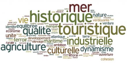 Document 14 - Le vocabulaire des noms associés au toponyme «Normandie» par les élus locaux