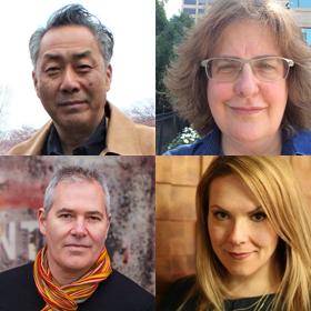 Janet Topolsky, Kate Cox, Richard McCarthy, Tsuyoshi Sekihara