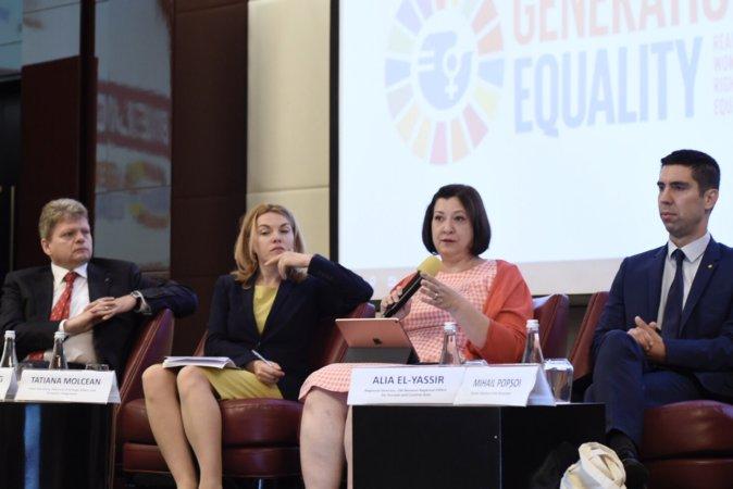 UN Women Moldova a dat start consultărilor sub-regionale, Forumul Beijing+25