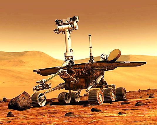 Robot Opportunity và di sản trên sao Hỏa - Ảnh 1.