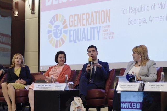 Republica Moldova a găzduit Consultările sub-regionale Beijing+25 pentru a celebra 25 de ani de angajament în promovarea egalității de gen