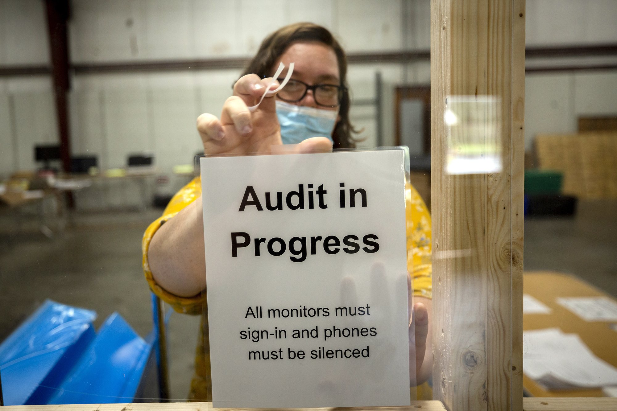 Breaking: Three More States ALONG WITH AZ, PA, GA To Hold Full Forensic Audits