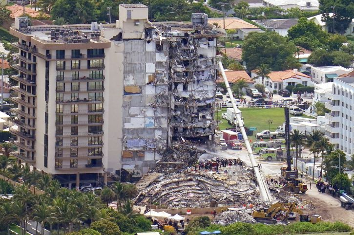 What Can We Learn From the Surfside Condominium Collapse?