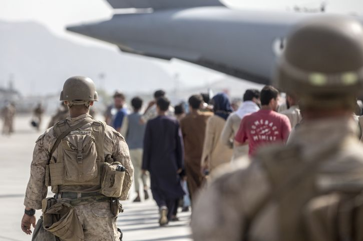 Why the Fall of Afghanistan Matters