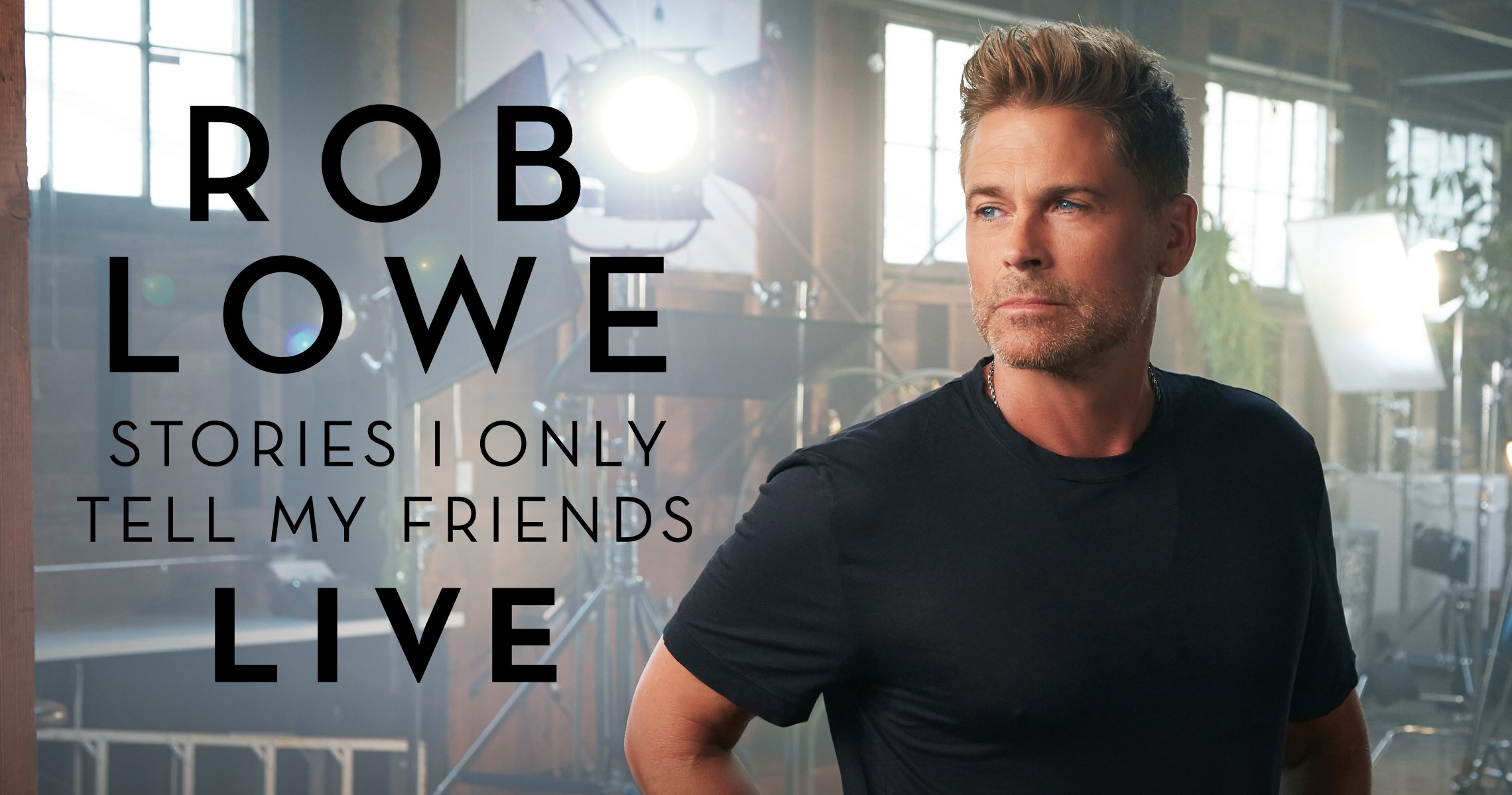 Image result for rob lowe stories i only tell my friends