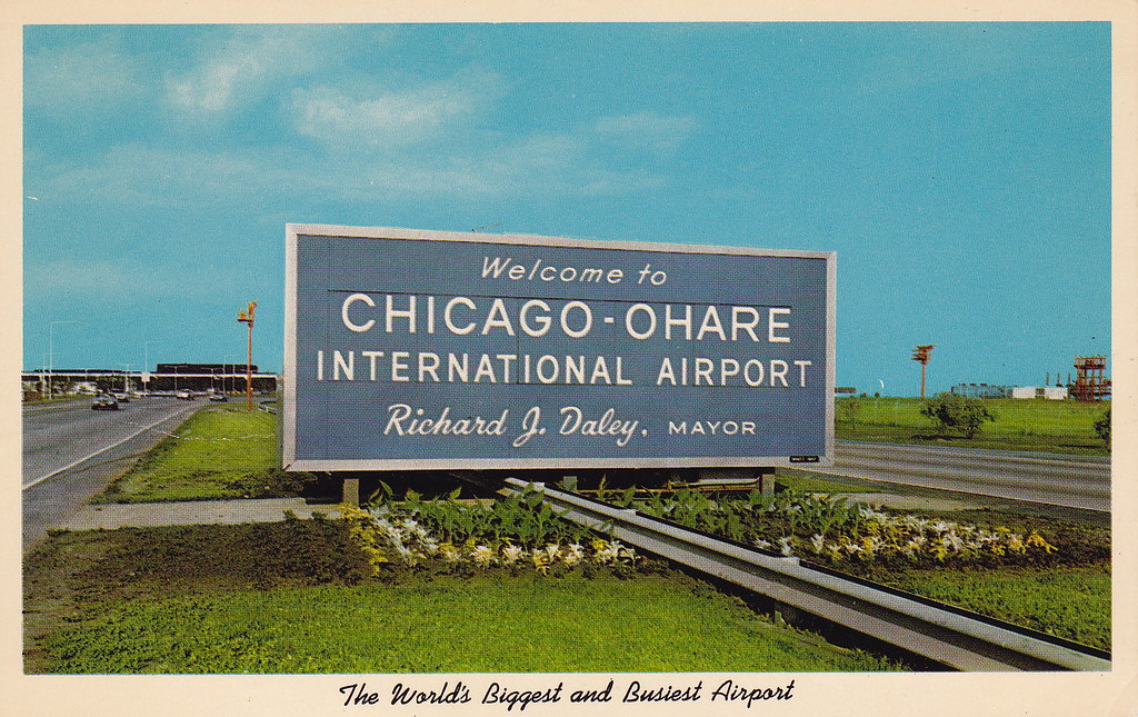 Image result for O'Hare international airport photos