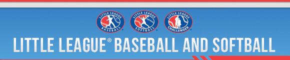 Little League Baseball and Softball