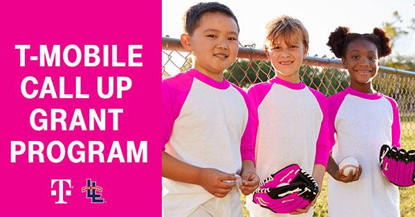 T-Mobile Little League® Call Up Grant Program