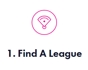 1. Find A League