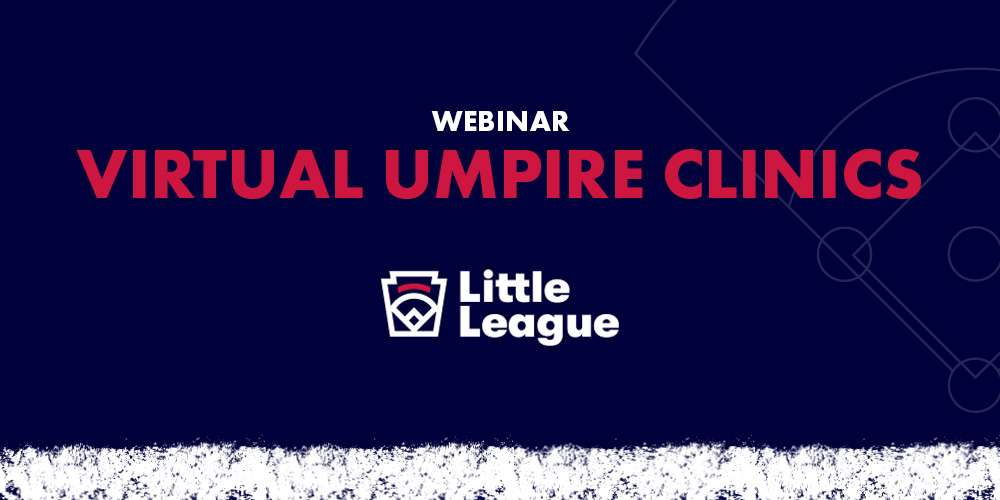 Virtual Umpire Clinics