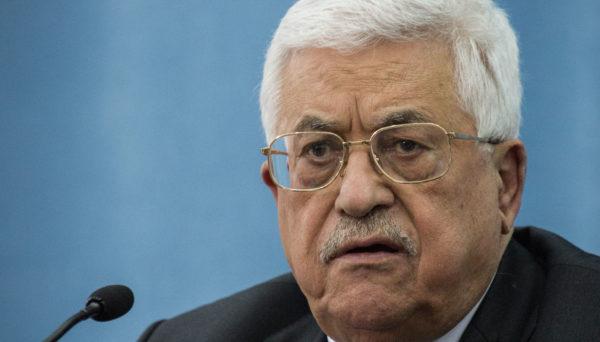 Attaque en règle de l'Autorité Palestinienne contre Israël