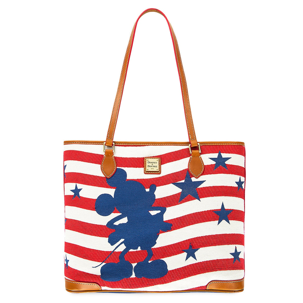 Product Image of Mickey Mouse Americana Tote by Dooney & Bourke # 1