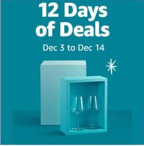 12 Days of Deals