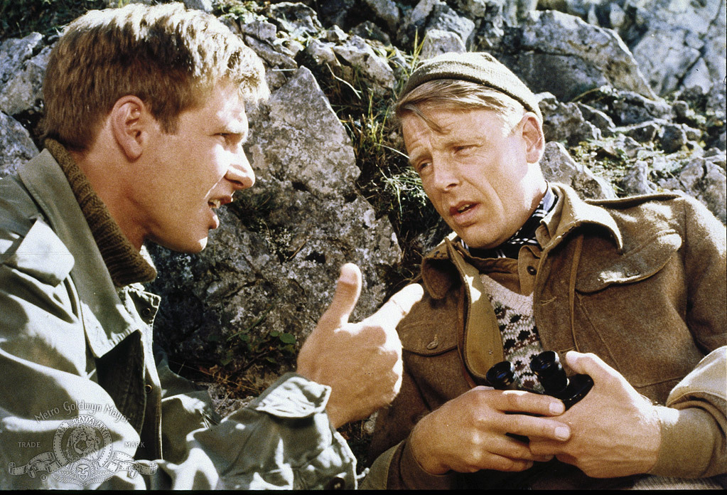 Image result for edward fox force 10 from navarone