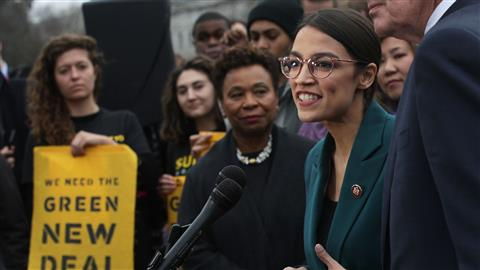 Opinion: The Green New Deal Gets a Senate Vote
