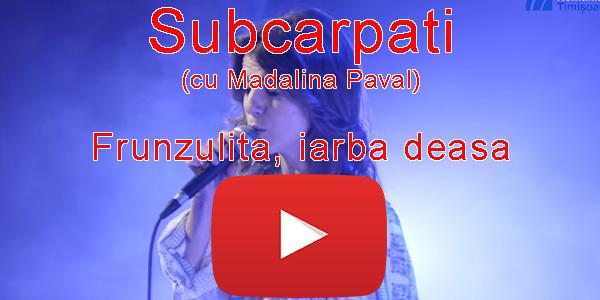 Subcarpati - Frunzulita, iarba deasa