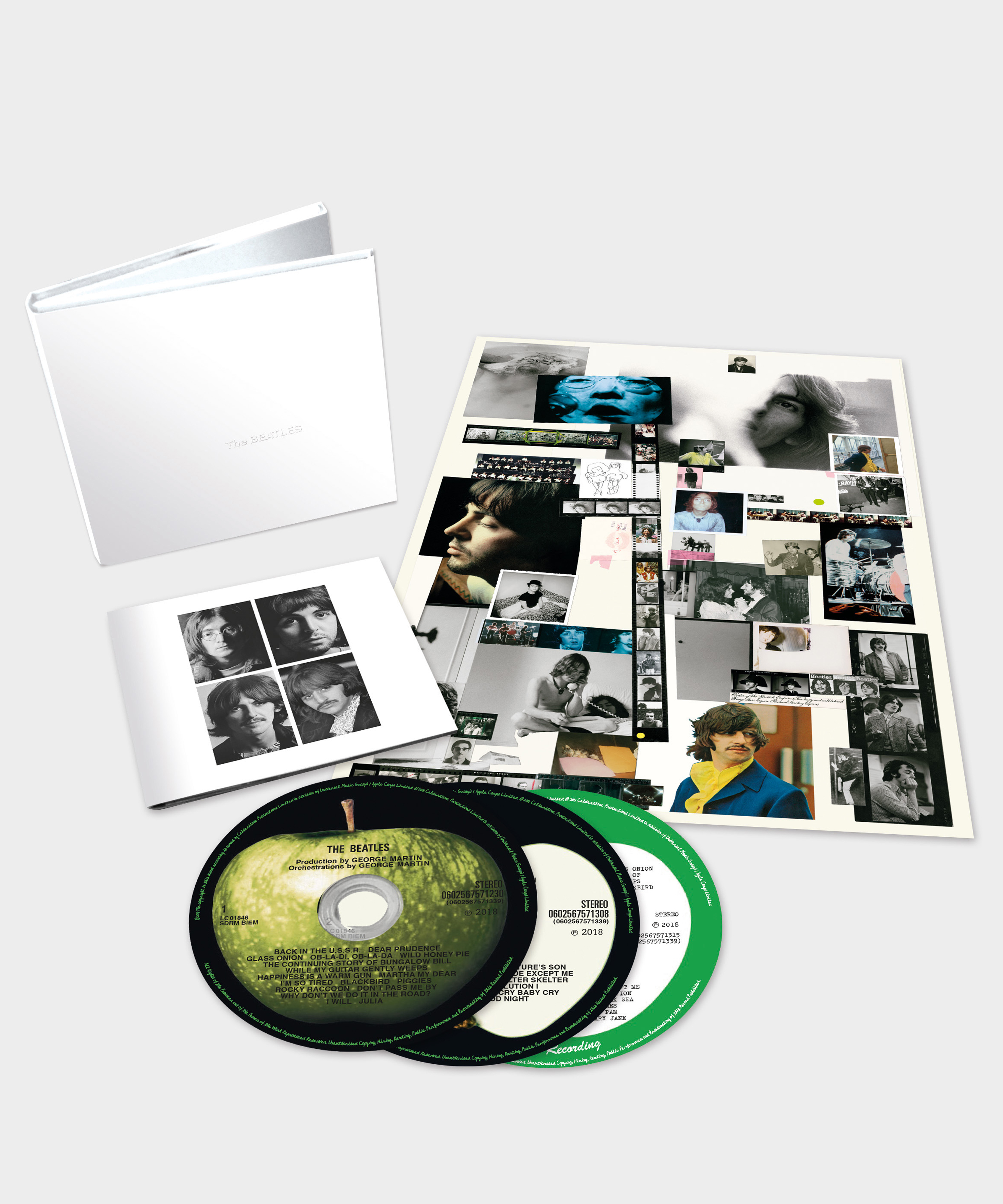 Order your copy of the White Album