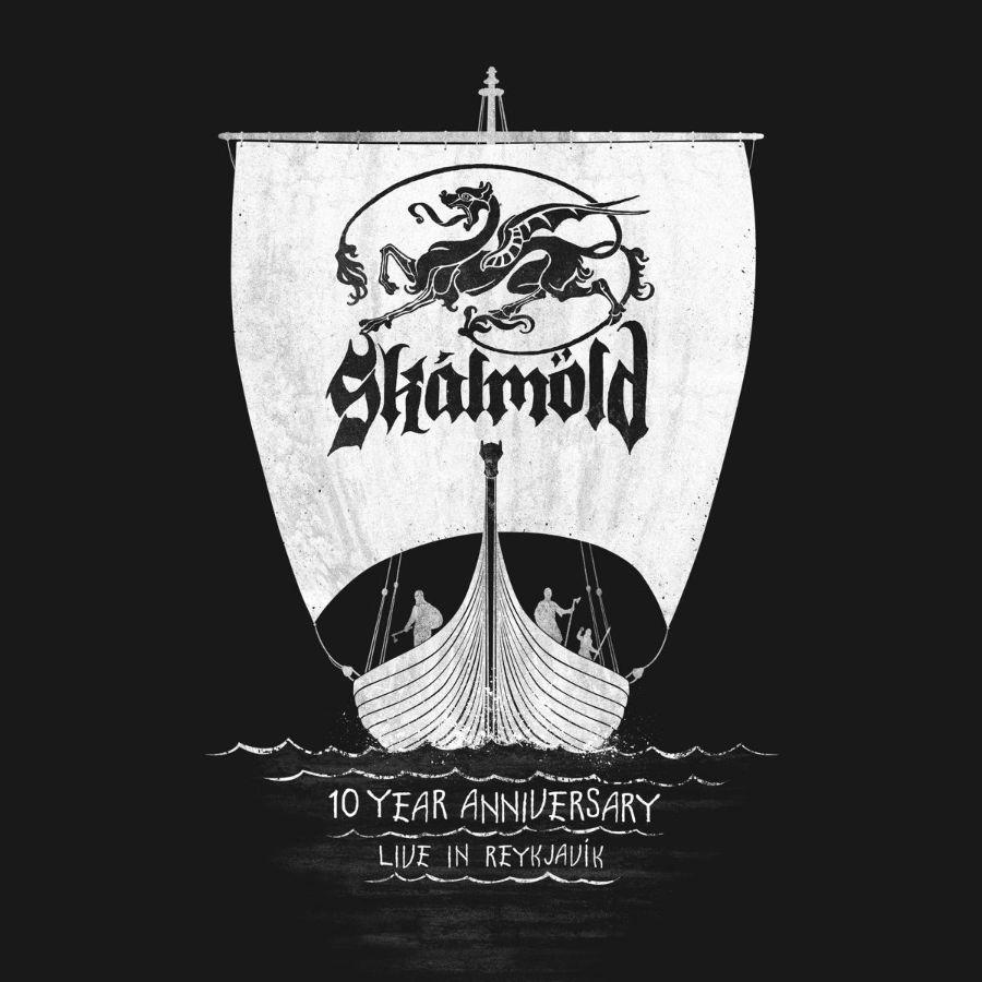 """SKÁLMÖLD lanza el segundo single y video en vivo de """"Að hausti""""."""