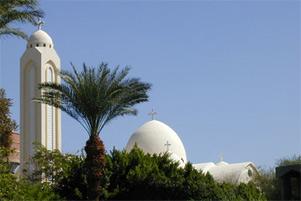 Monastery in Egypt