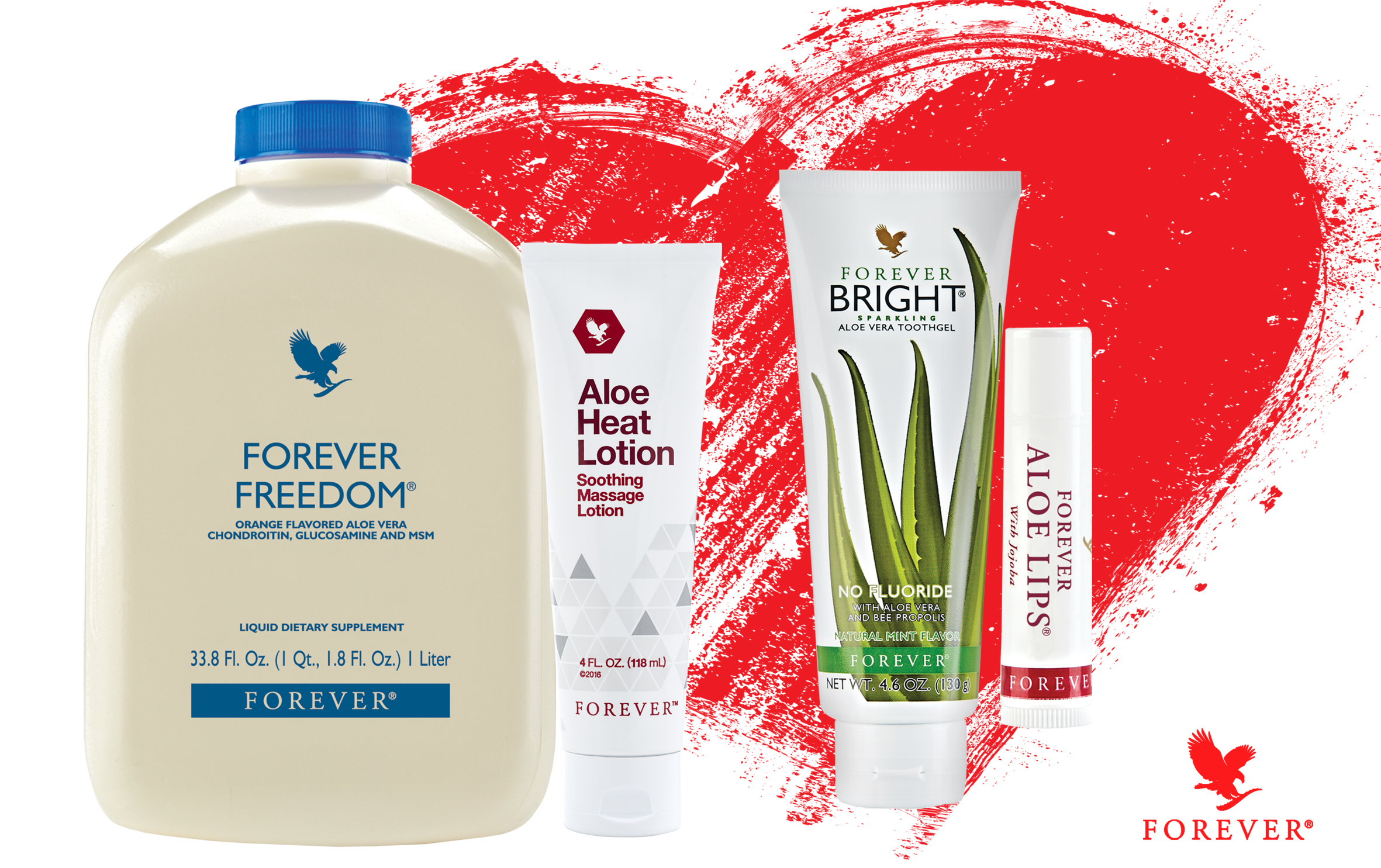 produse forever living products romania