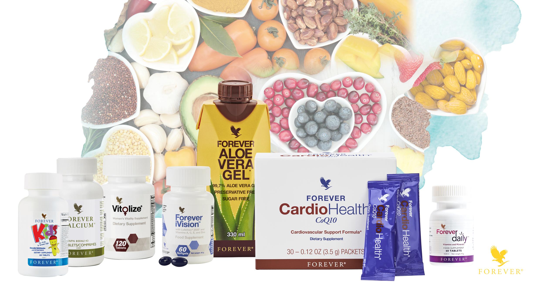 vitamine si minerale de la forever living products romania