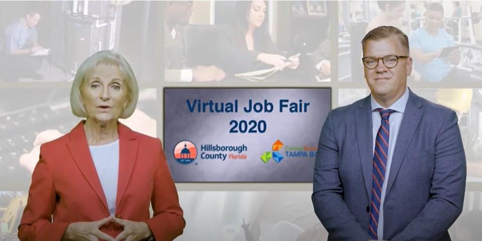 Virtual Job Fair @ https://www.careersourcetampabay.com/jobfair