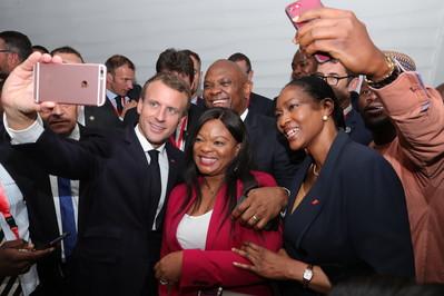 TOE et Macron