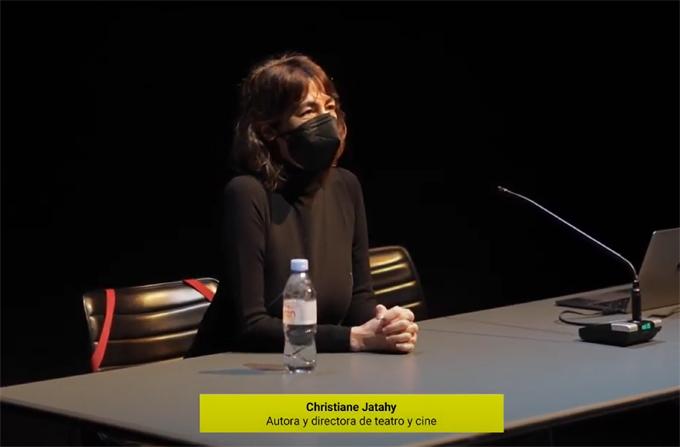 Masterclass Christiane Jatahy