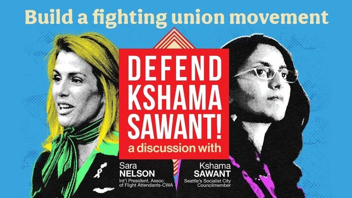 Defend Kshama Sawant! @ Online