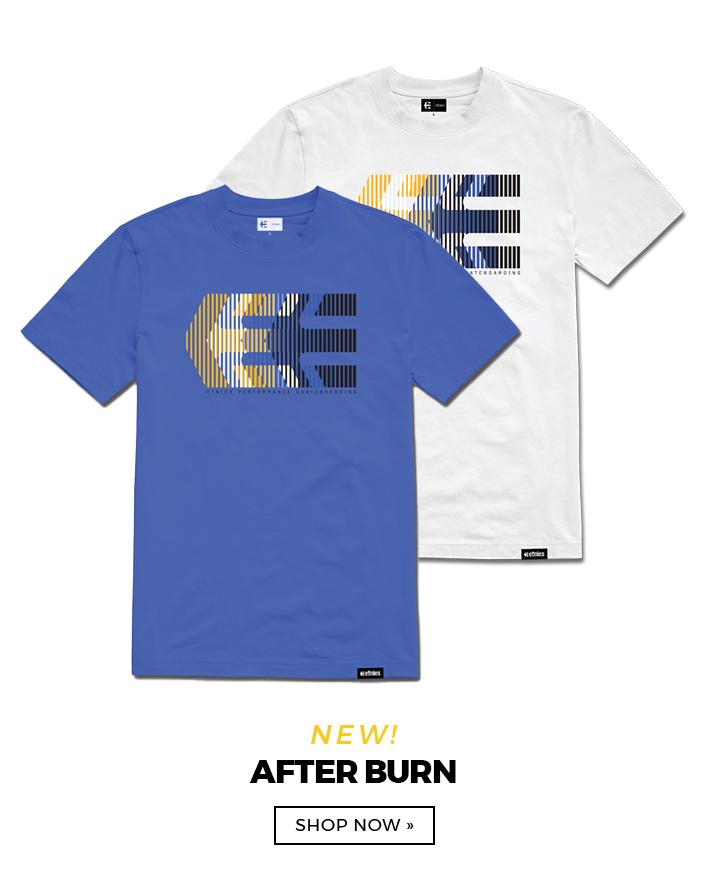 Afterburn Tee