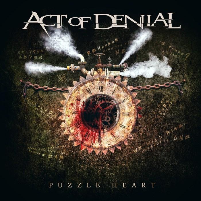 """El baterista Krimh (Septicflesh) lanza Drum Cam Playthrough para """"Puzzle Heart""""."""