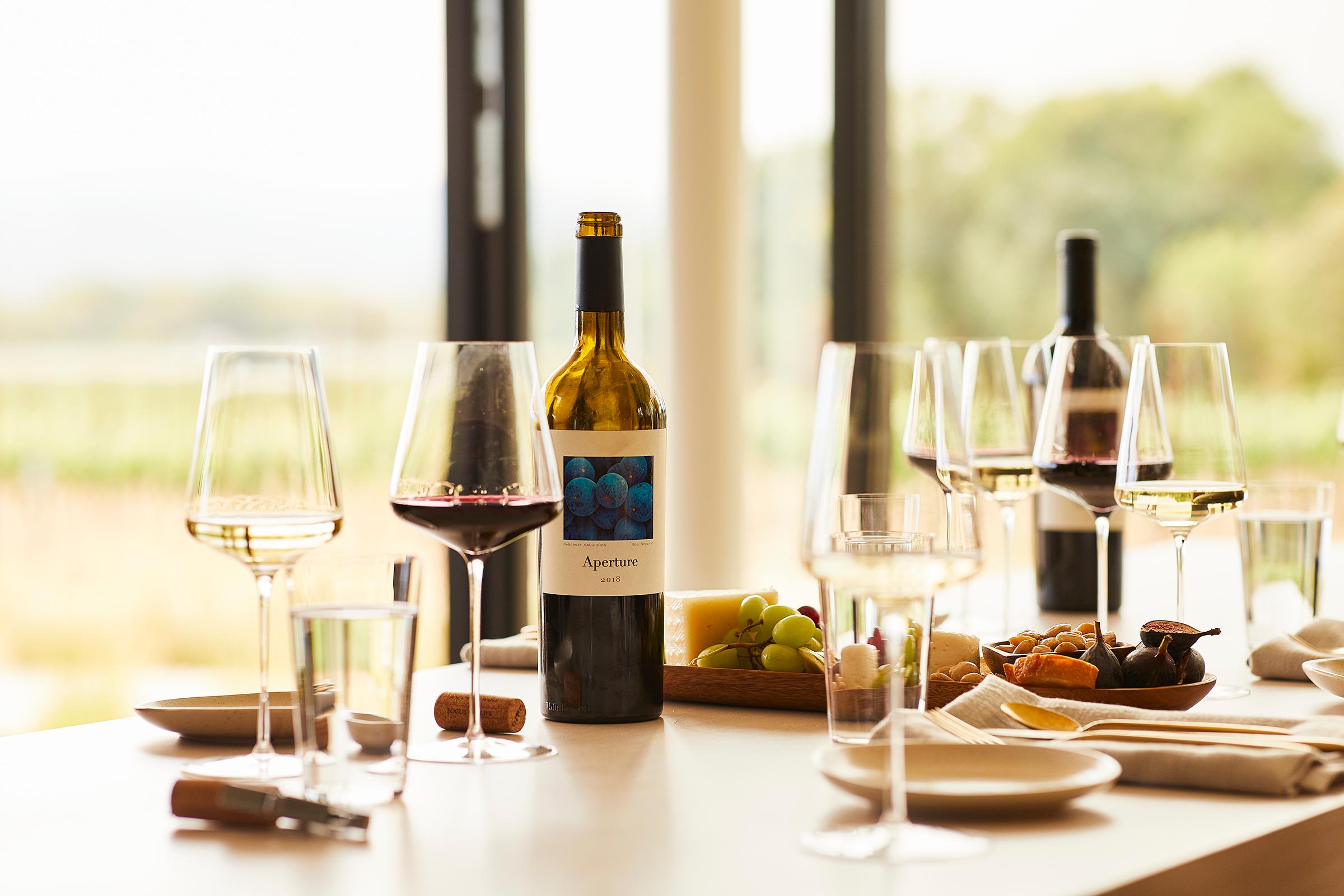 Aperture Winery Update