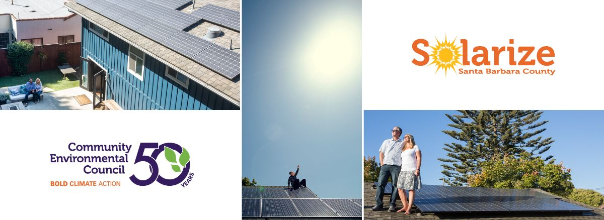 CEC Launches Solarize Santa Barbara with Webinar on Solar and Battery Storage