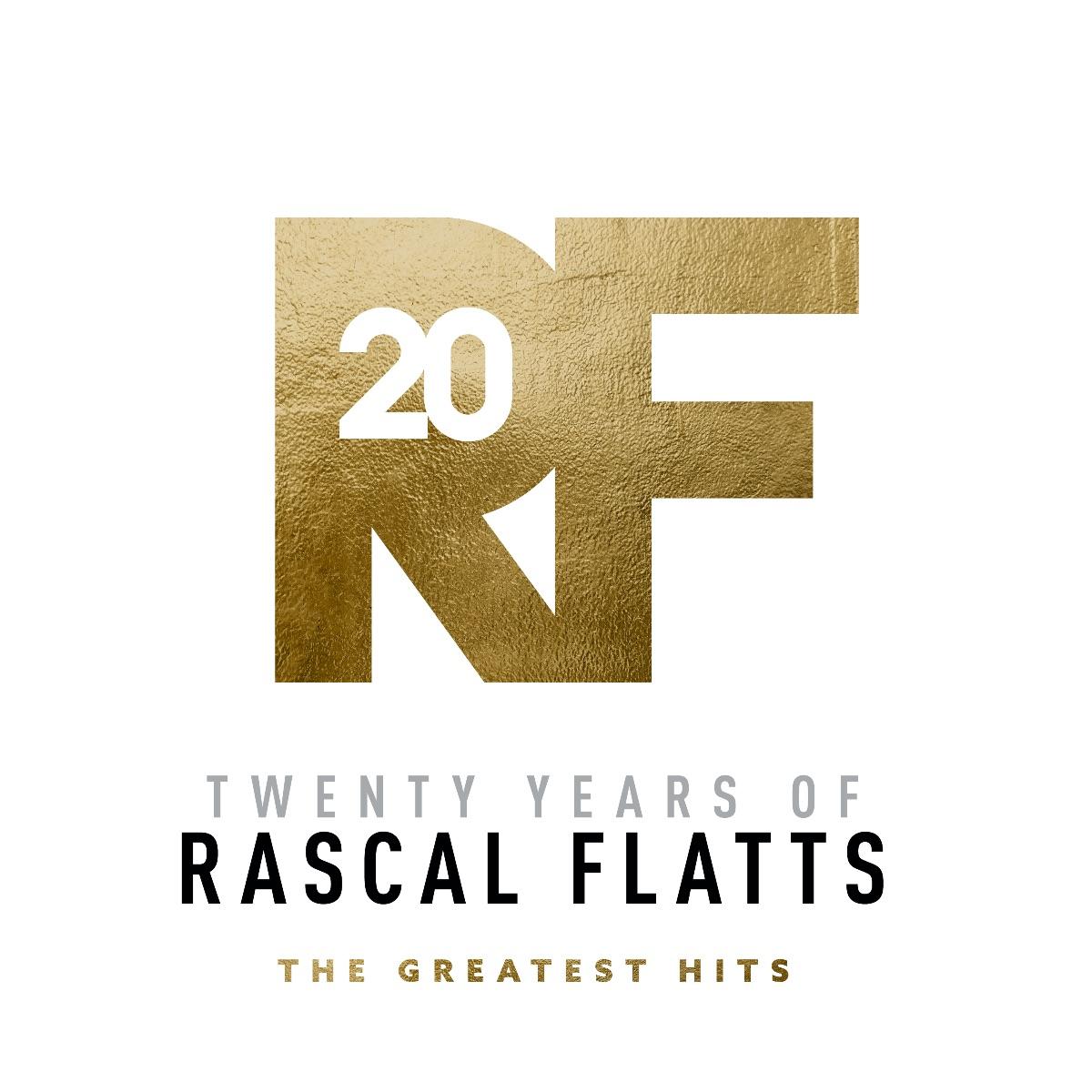 Rascal Flatts Hits Album 10/2