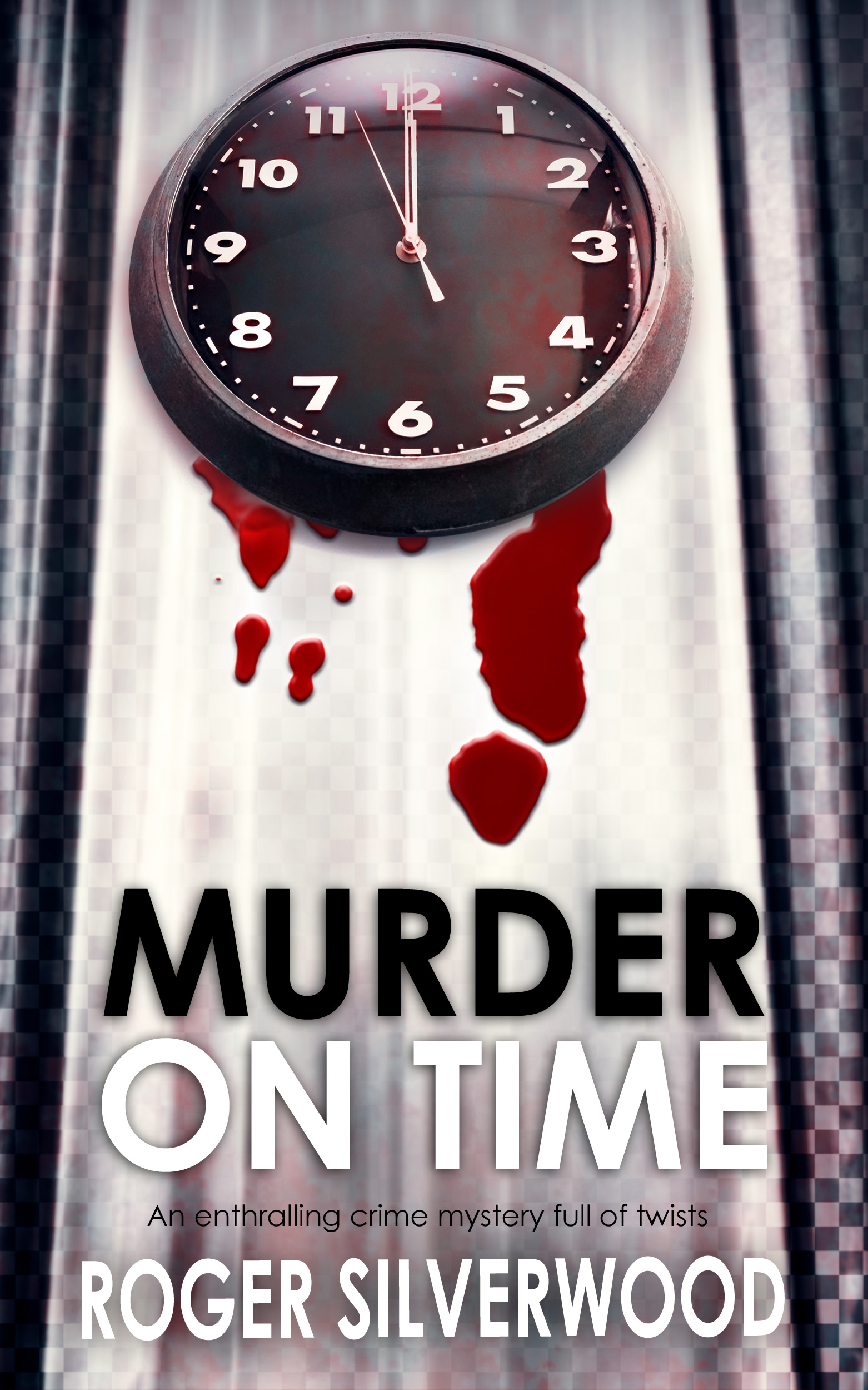Murder On Time book cover