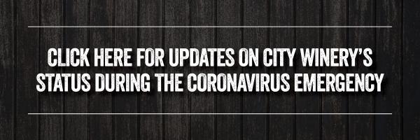 City Winery COVID-19 Response