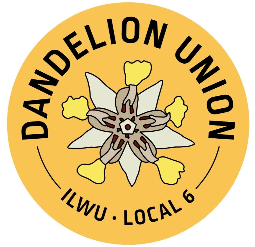 Stand with Dandelion Chocolate Workers Organizing with ILWU! @ Dolores Park