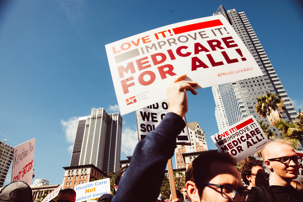 The Future of Medicare for All: What Way Forward? @ Online