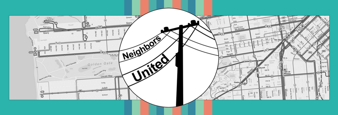 Neighborhood Outreach to Renters in the Fillmore @ Online