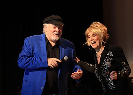 Dallas Wayne & Jeannie Seely