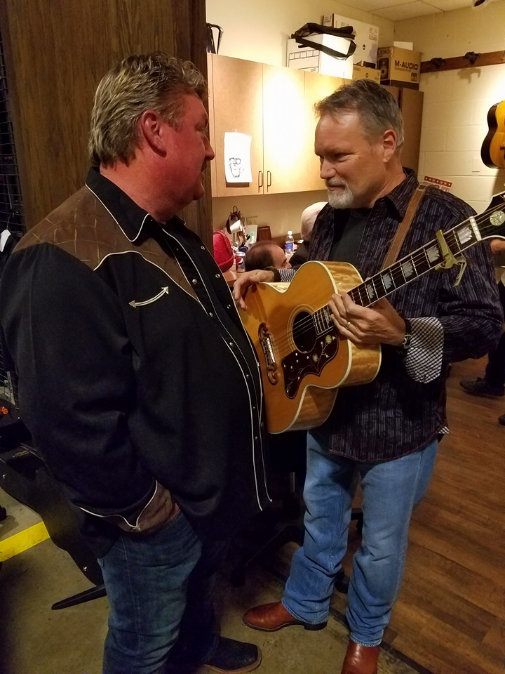 Joe Diffie and John Berry