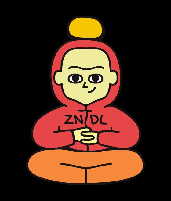 Personaje Send de Zenda.la