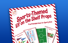 Image of sports props printable