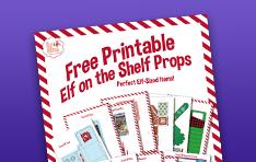 Image of elf props printable