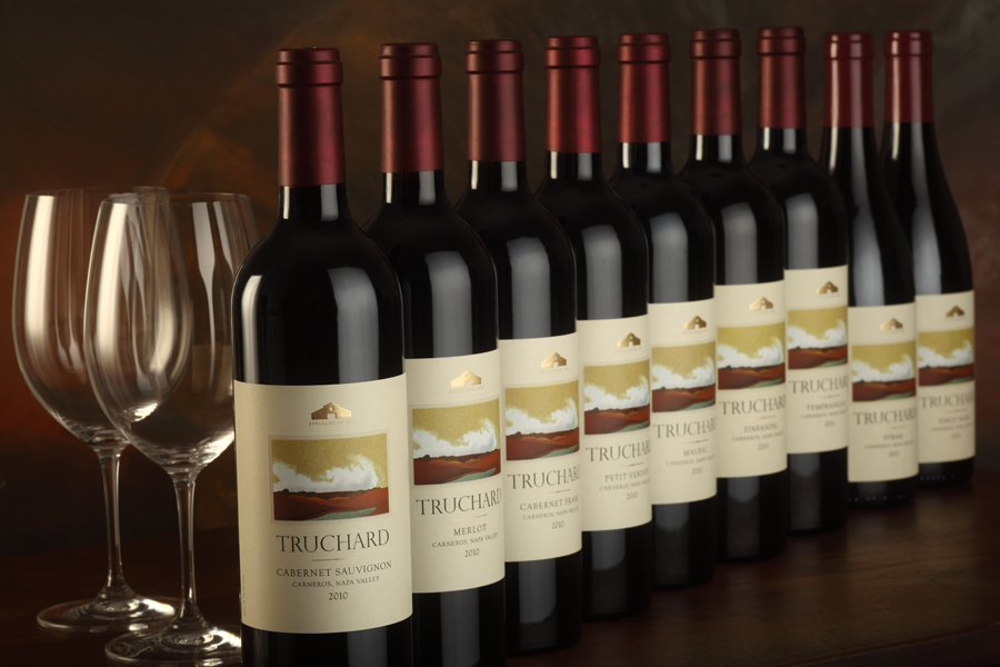 Truchard Vineyards Update